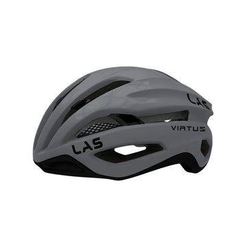 LAS Virtus Helmet - Matt Grey/Black - SpinWarriors