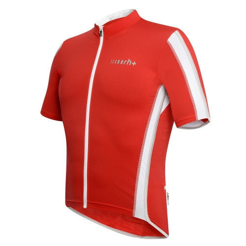Zero rh+ Sprint Jersey FZ - Red/White