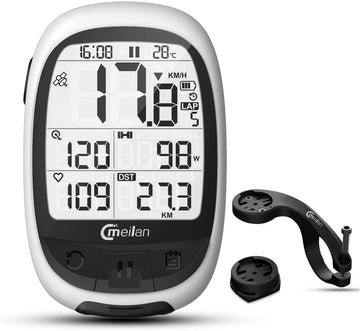 Meilan M2 GPS Cycling Computer - SpinWarriors
