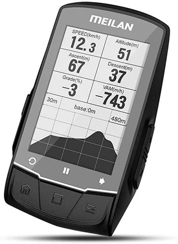 Meilan M1 GPS Cycling Computer - SpinWarriors