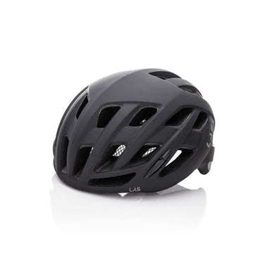 LAS Xeno Helmet - Vesuvio Matt Black - SpinWarriors