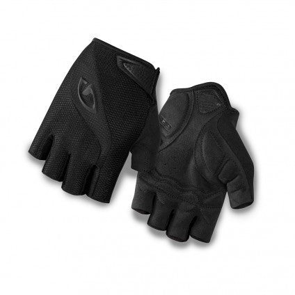 Giro Bravo Gloves - Mono Black