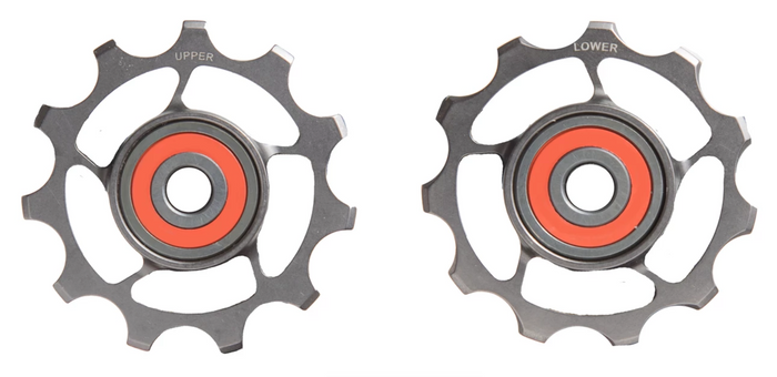 SLF Motion Hyper Pulley Wheels 11T - Grey
