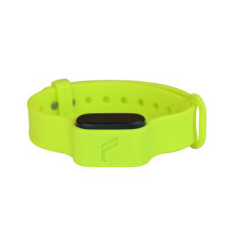 Flyfit: World's First Ankle Tracker For Fitness, Cycling & Swimming - Yellow