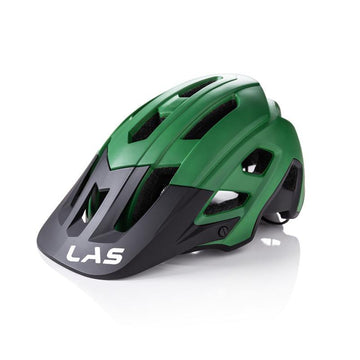LAS Gravia Helmet - Matt Green/Black - SpinWarriors
