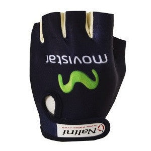 Nalini Movistar Team Race Gloves