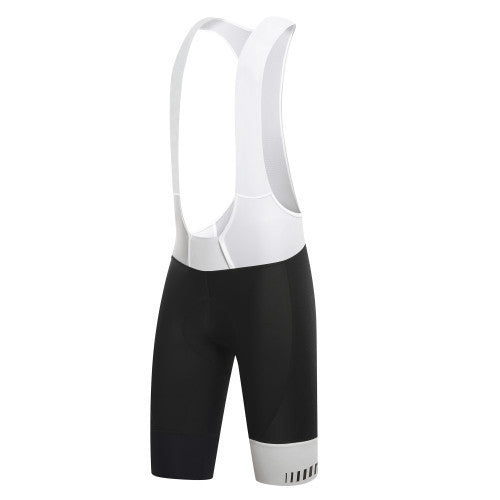 Zero rh+ PW Dual Cell Bibshort - Black/White