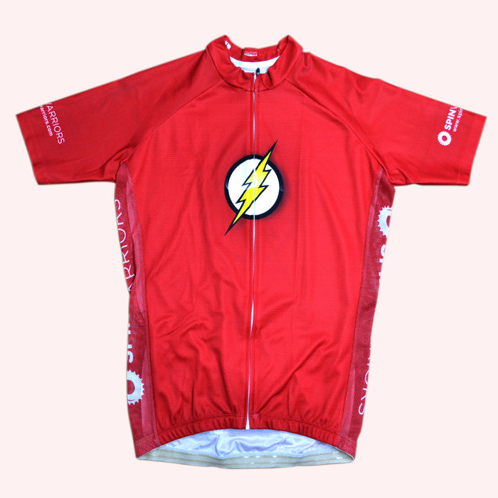 SpinWarriors The Flash Jersey