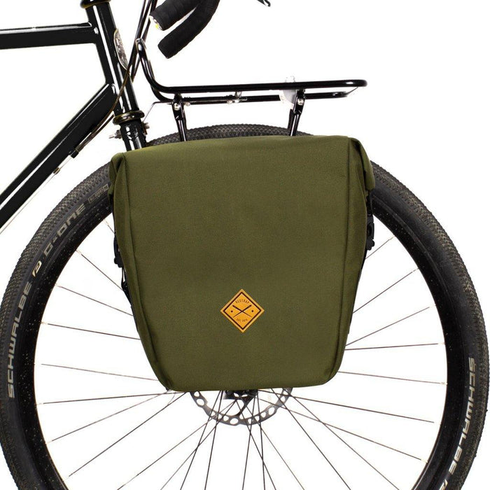 Restrap Small Pannier - Olive