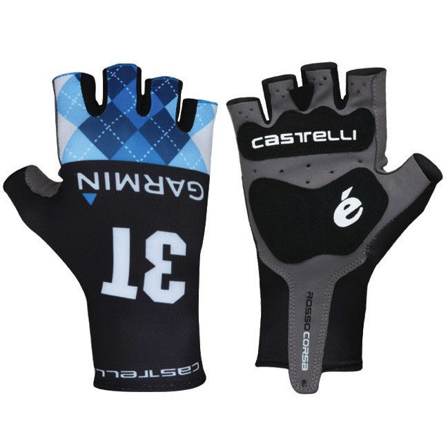 Castelli Garmin Barracuda Aero Race Gloves