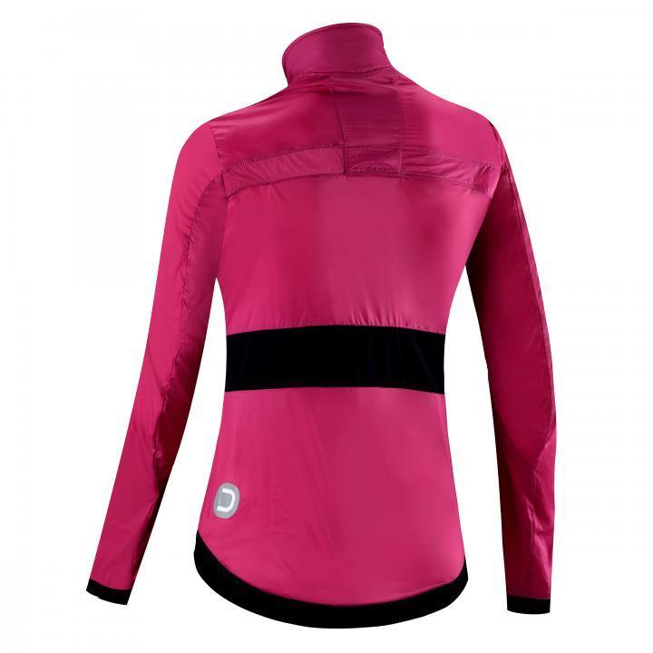 Dotout Tempo Woman Jacket - Cherry
