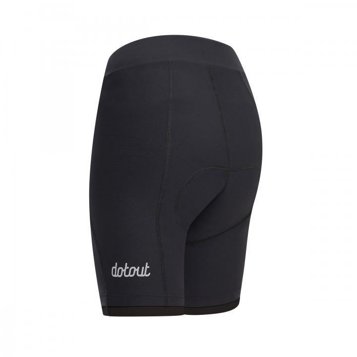 Dotout Instinct Woman Short - Black/Black