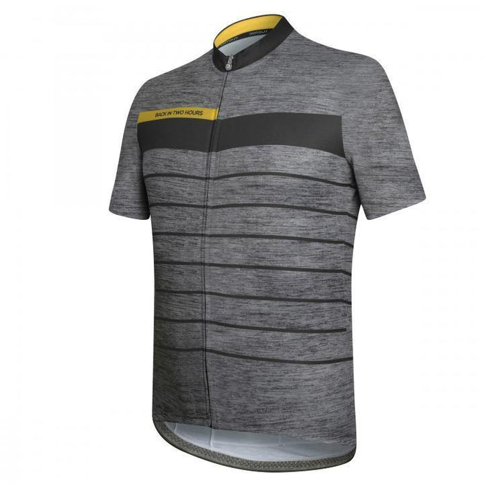 Dotout Hero Jersey - Melange Dark Grey