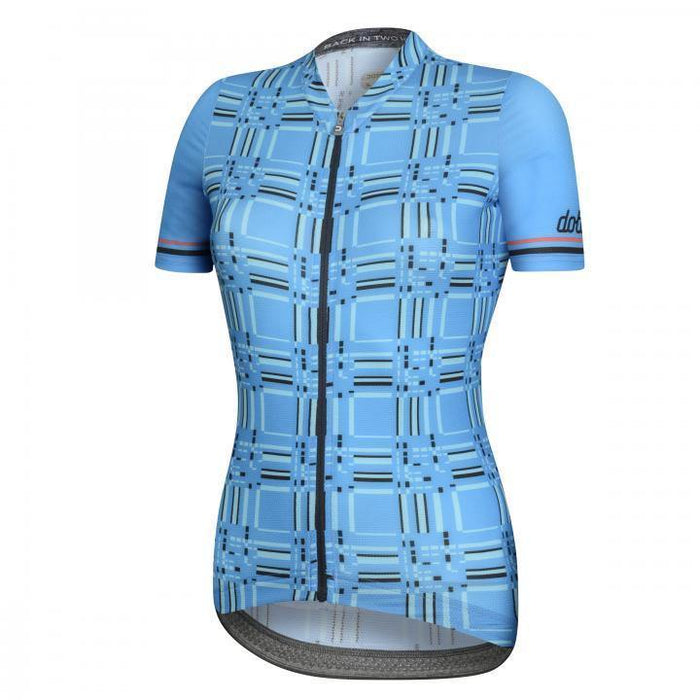 Dotout Kore Woman Jersey - Light Blue/Black