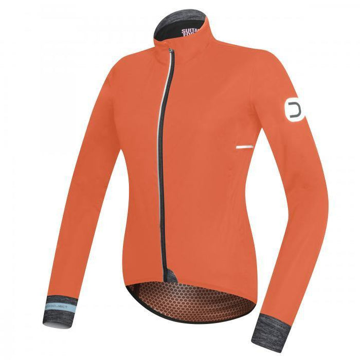 Dotout Hurricane Woman Jacket - Orange