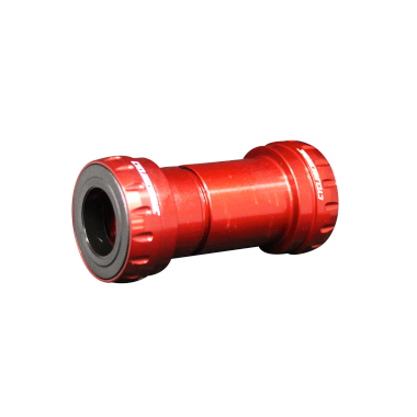CyclingCeramic BB30 Shimano Bottom Bracket - Red