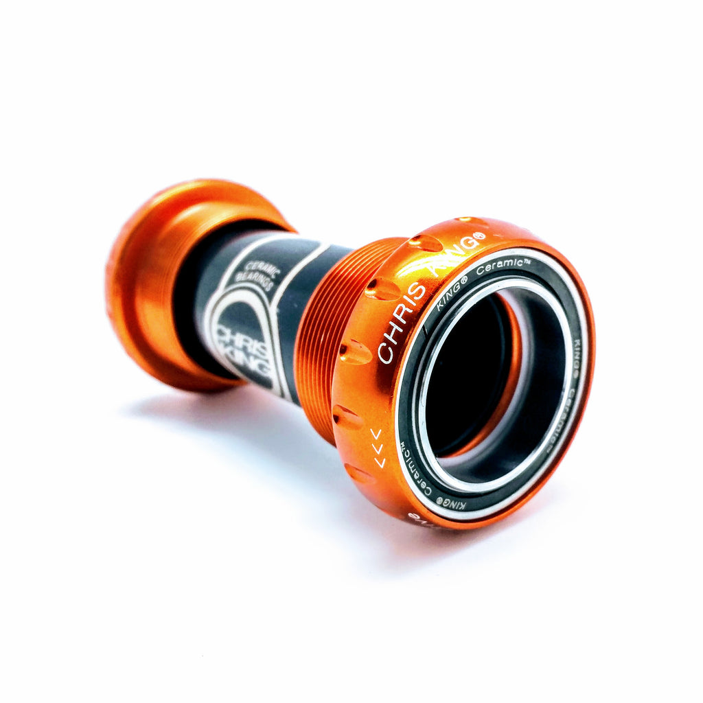 Chris King Threadfit 24 Ceramic Bottom Bracket - Mango