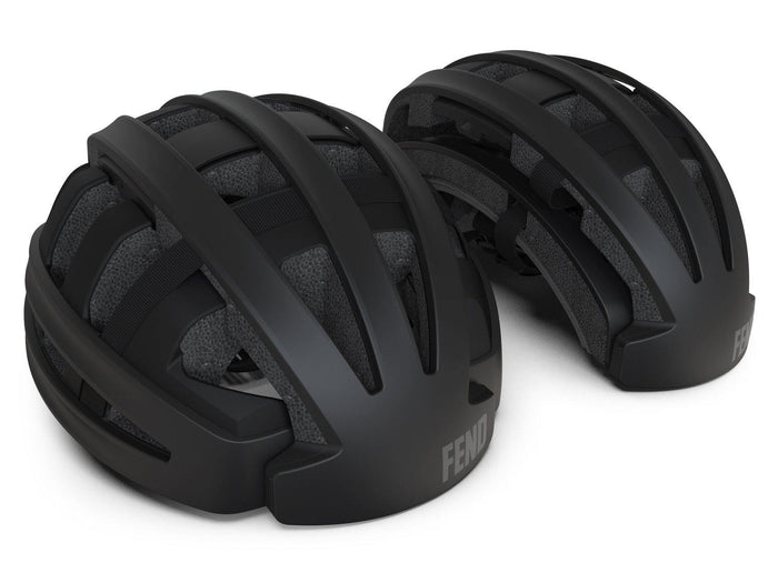 FEND One Foldable Helmet - Matte Black