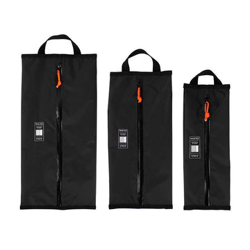 Restrap Travel Packs - Black - SpinWarriors