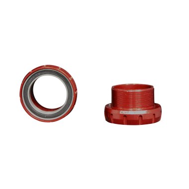 CyclingCeramic BSA 30 Bottom Bracket - Red