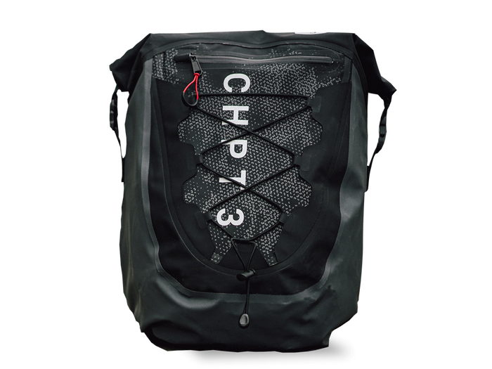 CHPT3 Wthrprf Roll Top Backpack