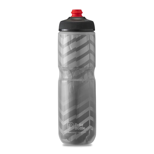 Polar Bottle Breakaway Insulated 24oz - Bolt Charcoal/Silver