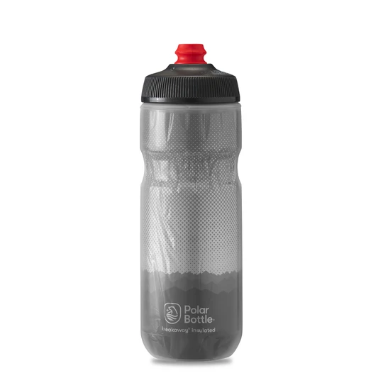 Polar Bottle Breakaway Insulated 20oz - Ridge Charcoal/Silver