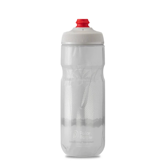 Polar Bottle Breakaway Insulated 20oz - Ridge White/Silver