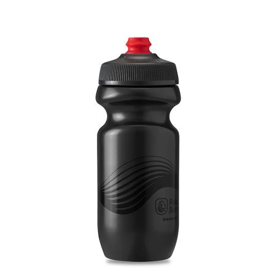 Polar Bottle Breakaway 20oz - Wave Charcoal/Black