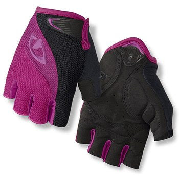 Giro Tessa Woman Gloves - Black/Berry
