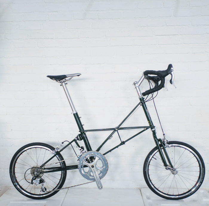 Moulton SST 22 - Forest Green