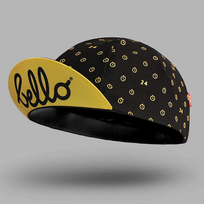 Bello Cotton Cycling Cap - Cyclone24