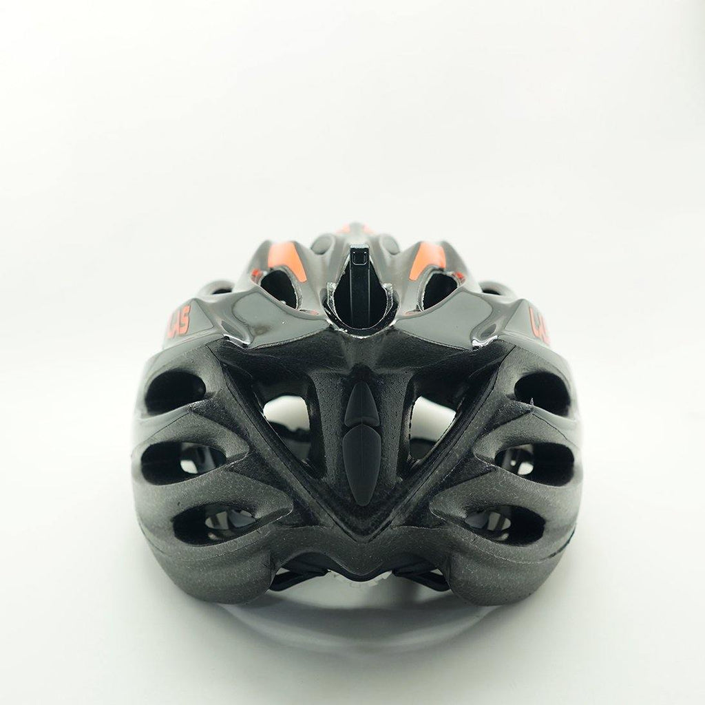 LAS Asteroid Helmet - Black/Orange