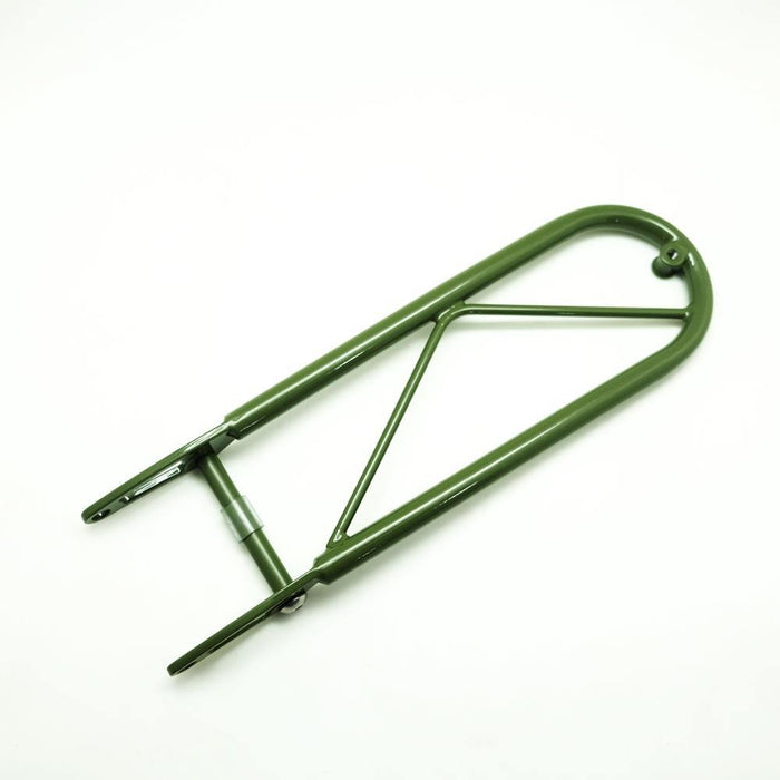 Moulton Rear Day Bag Carrier (TSR & SST) - Willow Green