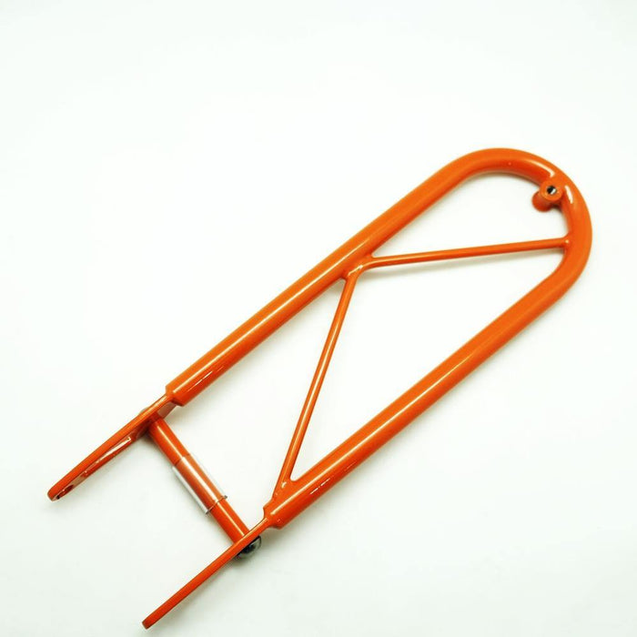 Moulton Rear Day Bag Carrier (TSR & SST) - Bright Orange