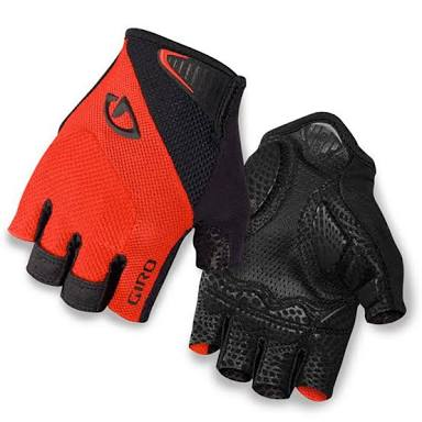 Giro Monaco Gloves - Red/Black