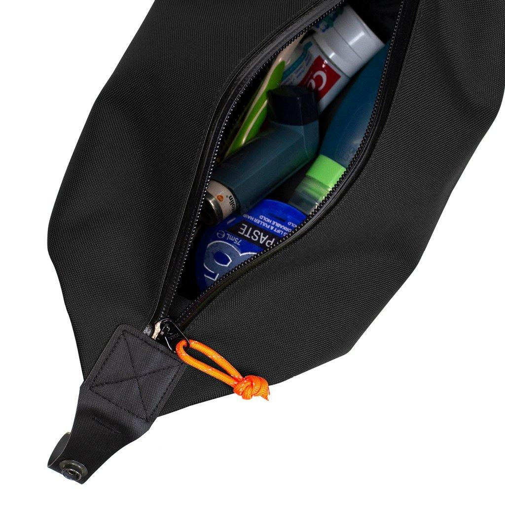 Restrap Wash Kit Bag - Black