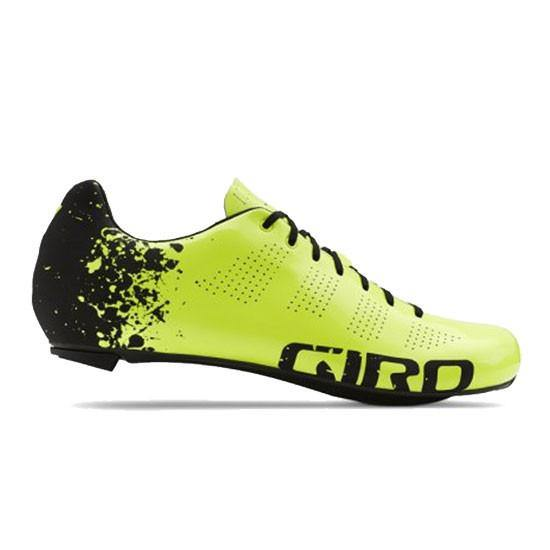 Giro Empire ACC Road Shoes - Yellow Fluo/Black