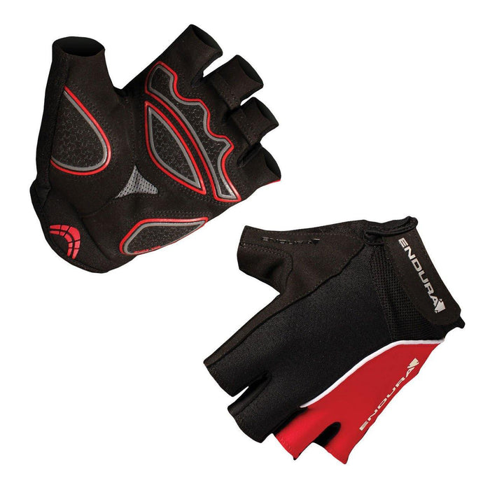 Endura Xtract Mitt Gloves - Black/Red