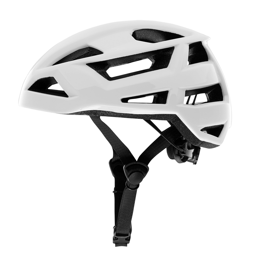 Bern FL-1 Libre Helmet - Gloss White - SpinWarriors