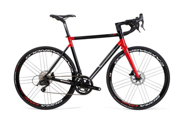 Tommasini PRP2 Racing Disc Bike with Campagnolo Super Record - SpinWarriors