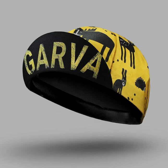 Bello Cotton Cycling Cap - Garva