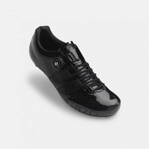 Giro Factor Techlace Road Shoes - Black