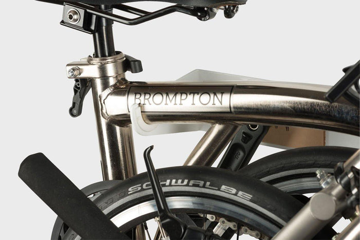 GoatDock Brompton Wall Mount Rack
