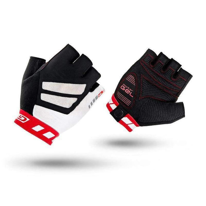 GripGrab Worldcup Padded Glove - Black/Red