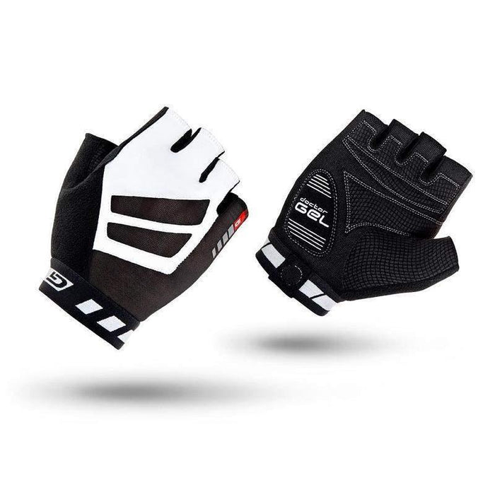 GripGrab Worldcup Padded Glove - Black/White