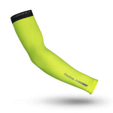 GripGrab Classic Thermal Hi-Vis Arm Warmer - SpinWarriors