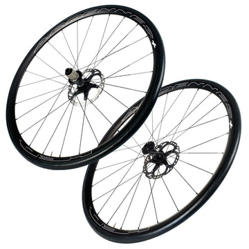 HED Ardennes GP Plus Clincher Disc Brake Road Wheelset - SpinWarriors