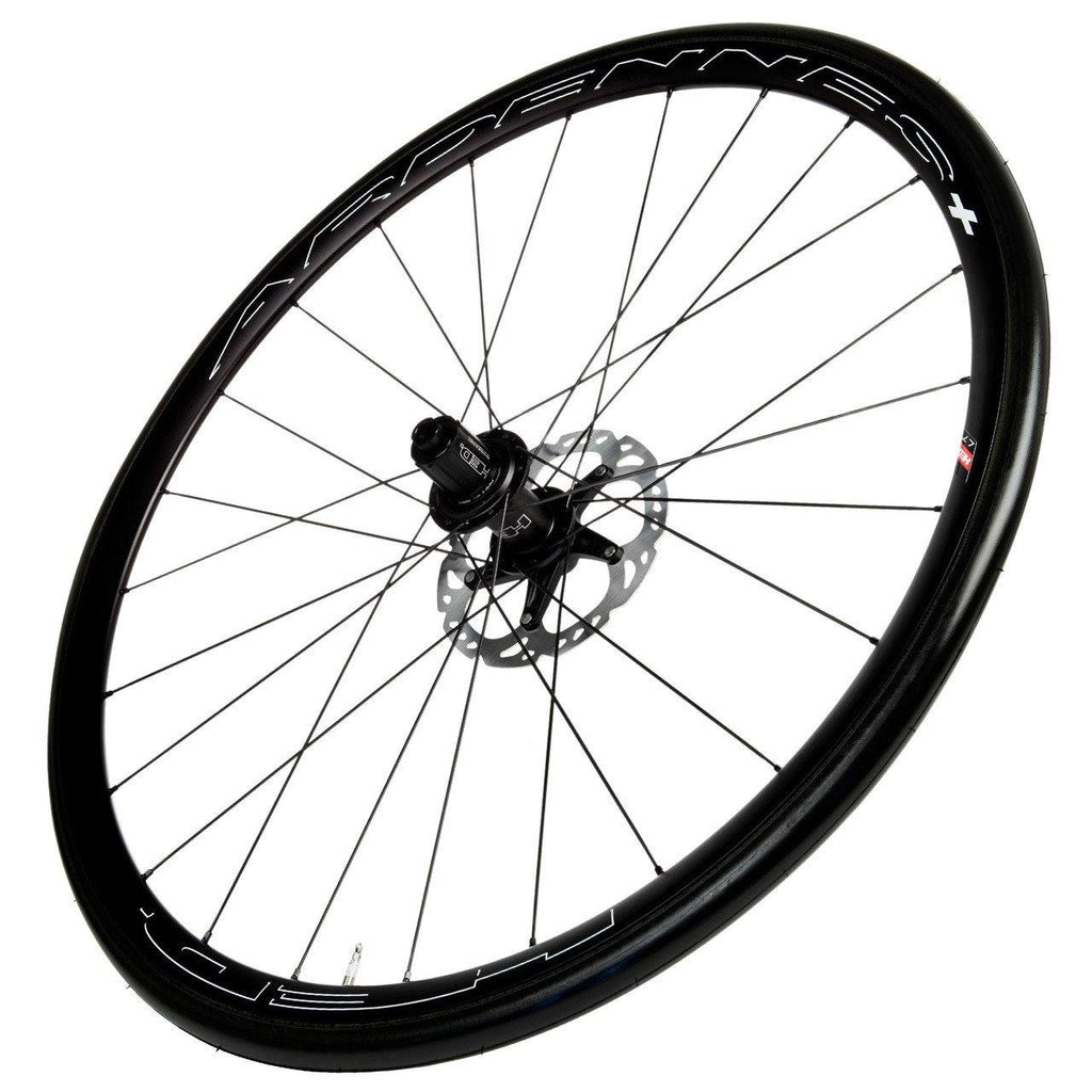 HED Ardennes LT Plus Clincher Disc Brake Road Wheelset