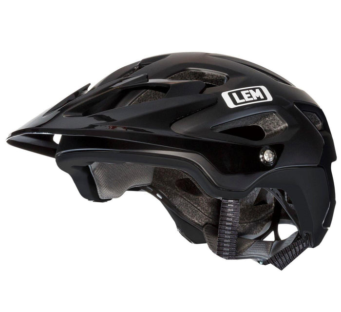 LEM Flow Helmet - Black